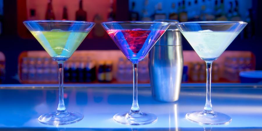 Eureka Entertainment Cocktails