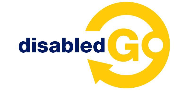 Disabled Go Logo